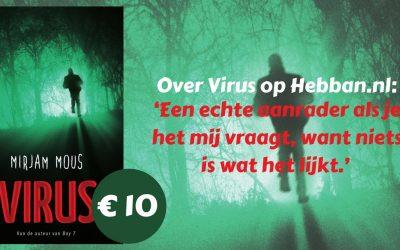 Paperback Virus