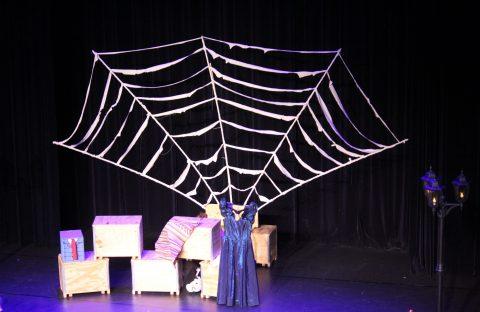 Theatervoorstelling Een spook(t)huis voor Fiene