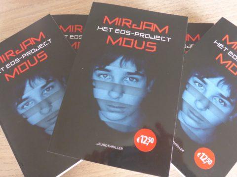 Paperback Het Eos-project