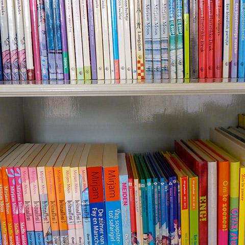 Boeken van Mirjam
