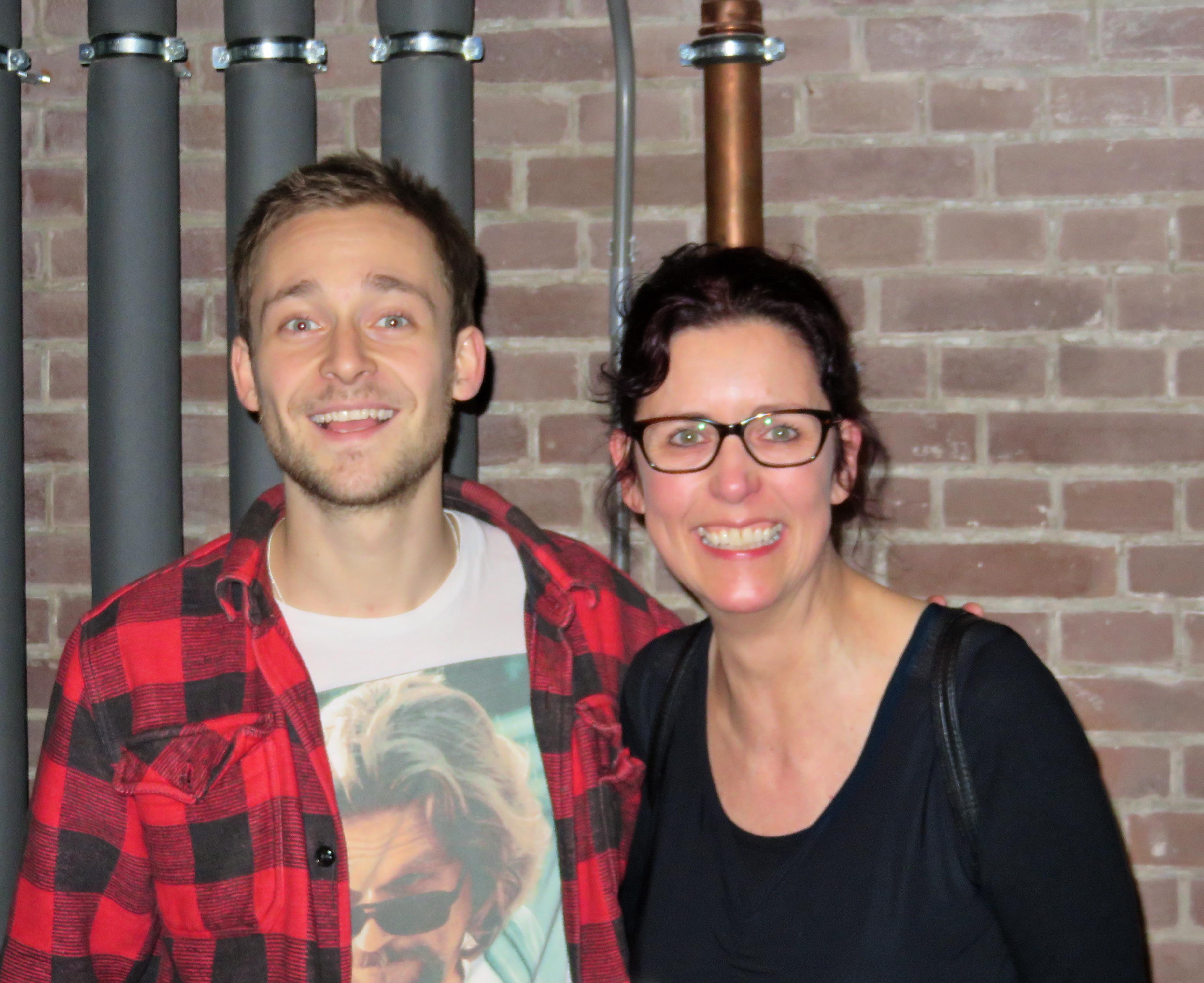 Première - Met Boy 7: Matthijs van de Sande Bakhuyzen