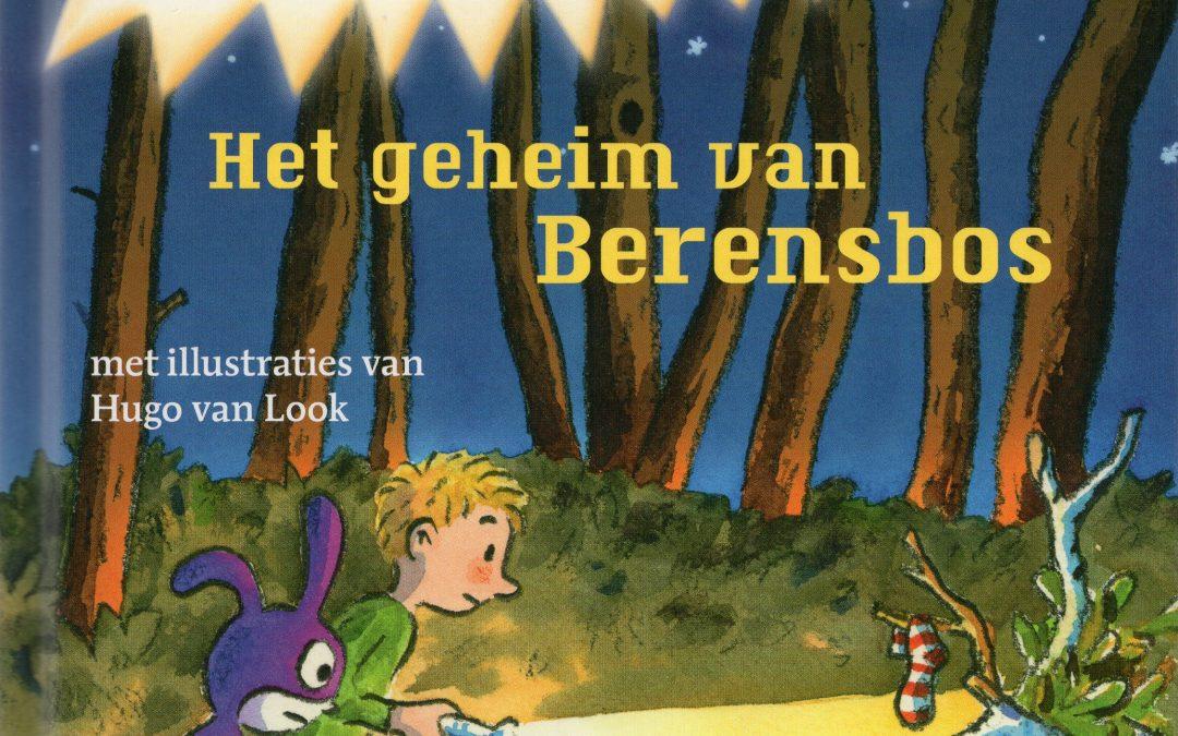 Spees de ruimtewees, het geheim van Berensbos