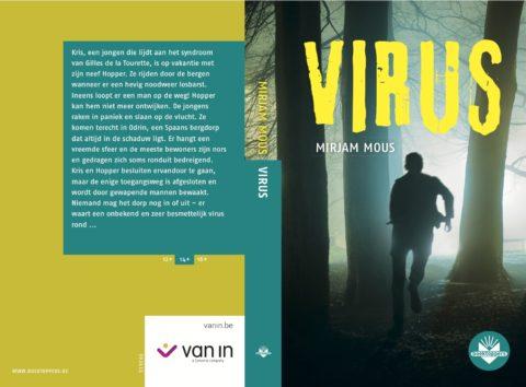 Virus boektopper