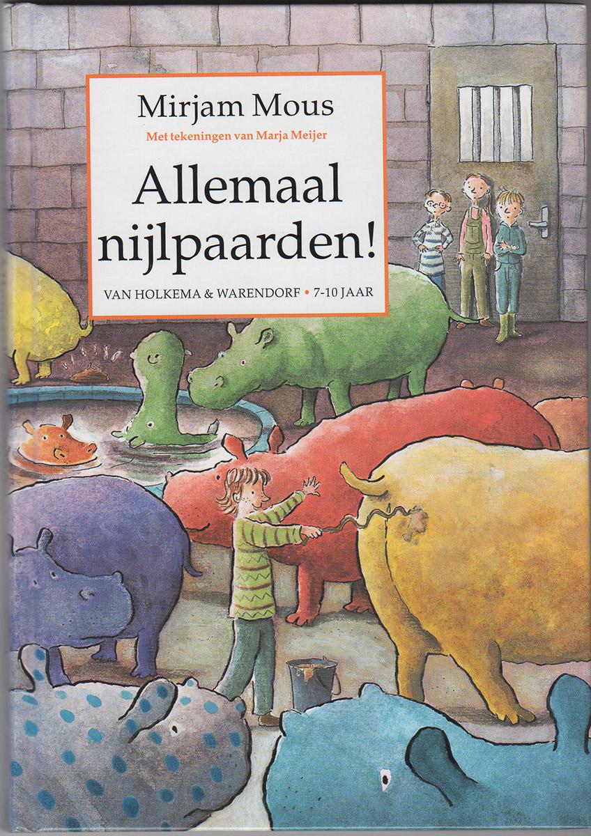 Allemaal nijlpaarden!