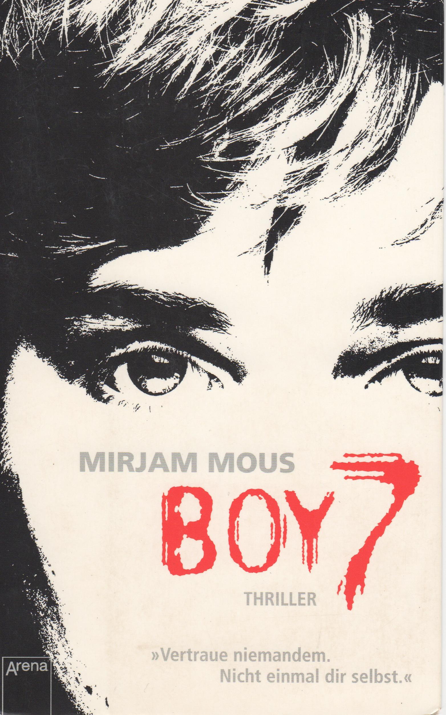 Boy 7 – Duits