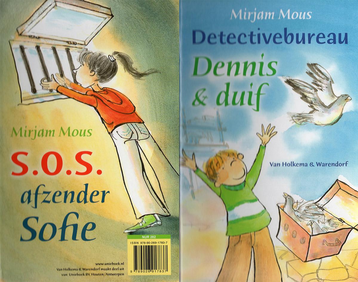 S.O.S afzender Sofie, Detectivebureau Dennis & Duif