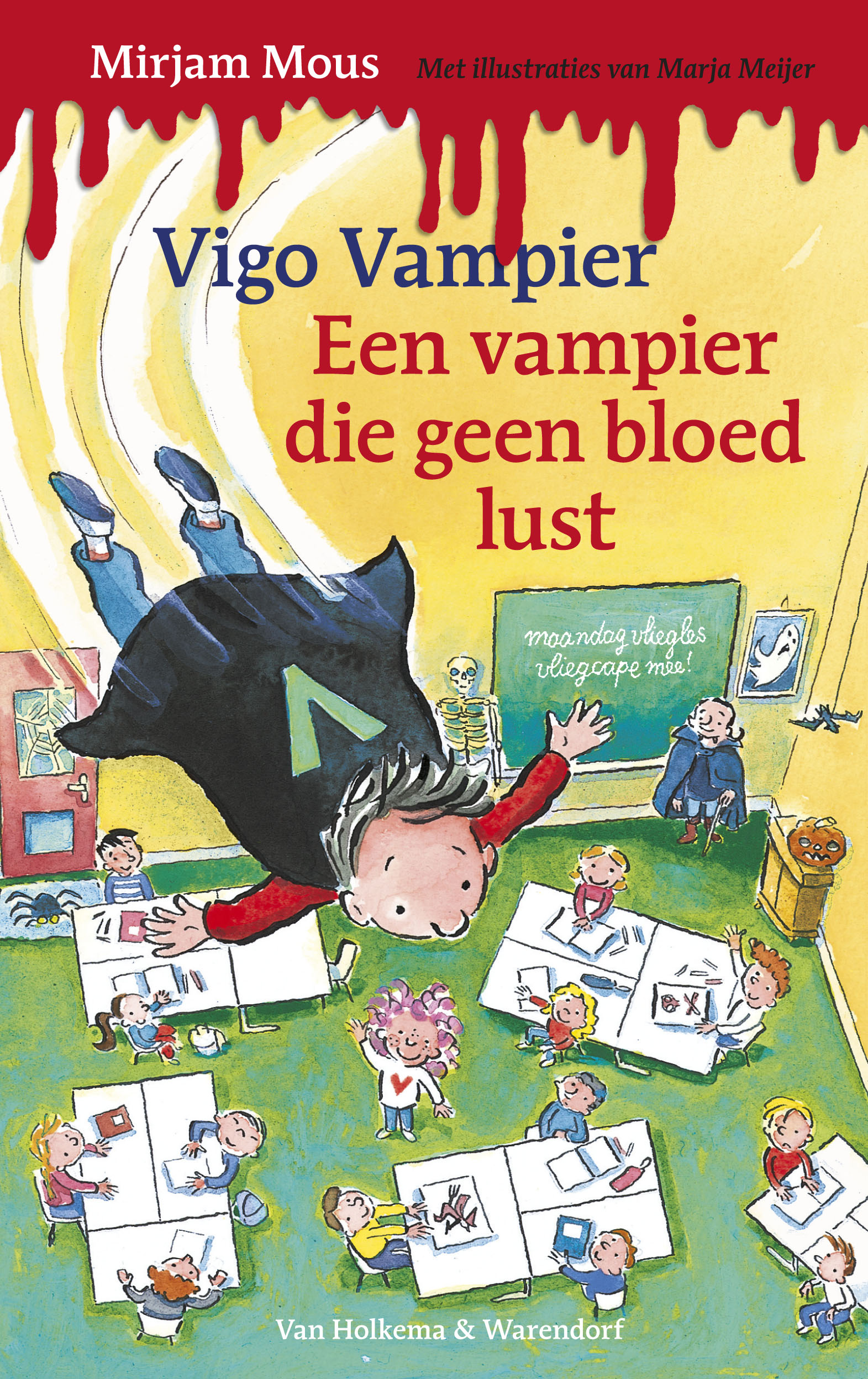 Vigo Vampier, een vampier die geen bloed lust